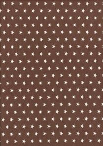 Sterne Sweatstoff /organic cotton