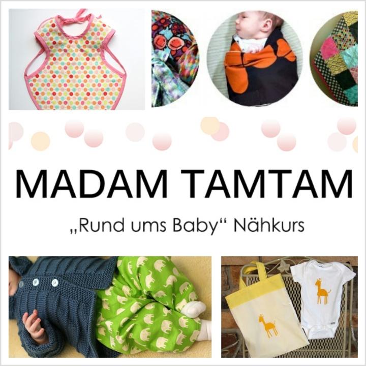 Nähkurs für Mamas undSchwangere