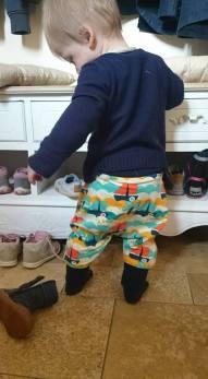 Rund ums Baby Nähkurs 2