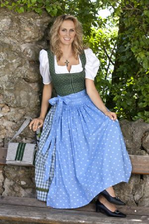 Dirndl Nähkurs im September 2015