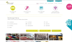 Madam Tamtam macht mit bei Augsburger Innenstadt Website
