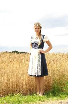 Kleid aus Dirndl Nähkurs