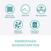 Mikrofaser Eigenschaften